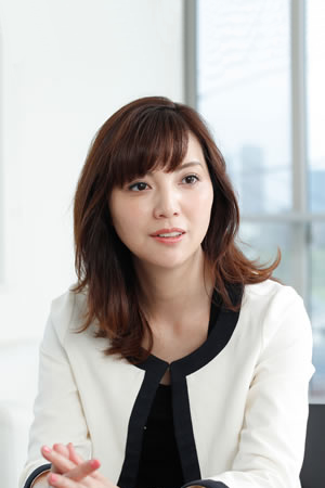 えのすぱを語る角川慶子さん