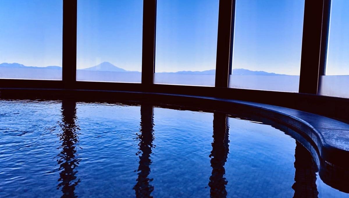 富士海湯 天然温泉