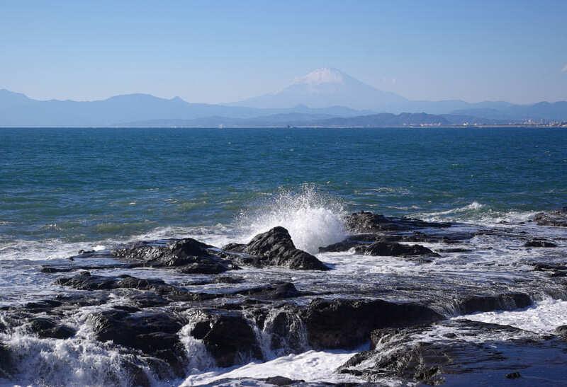 江ノ島 稚児ヶ淵