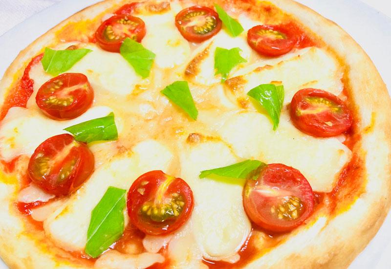 マルゲリータピザ アイランドグリル