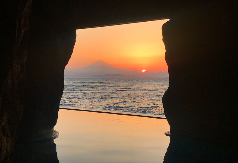 えのすぱ 洞窟泉