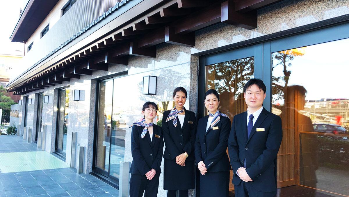 江の島ホテル スタッフ
