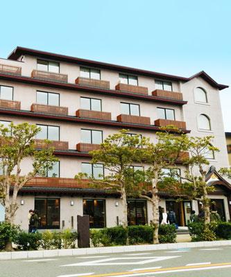 江の島ホテル