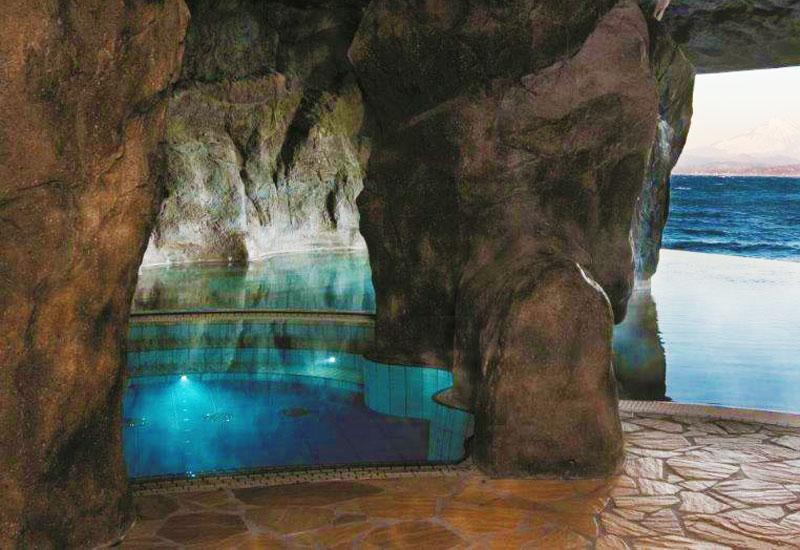 清泉 洞窟エリア