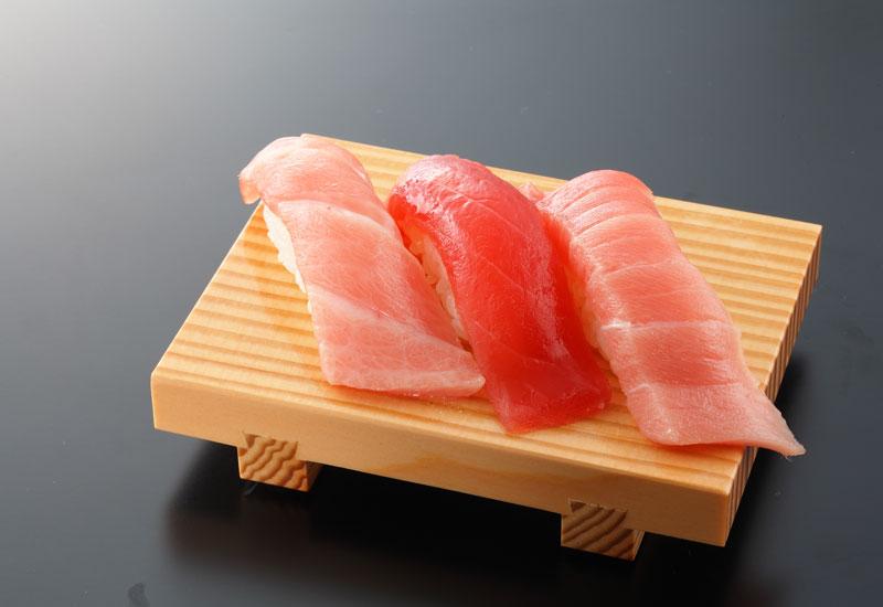 三浦三崎港 回転寿司