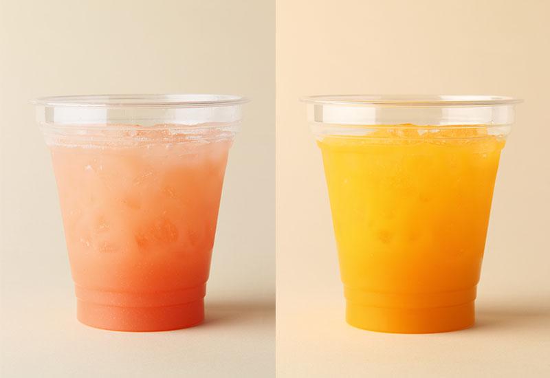 江の島カフェ トロピカルジュース
