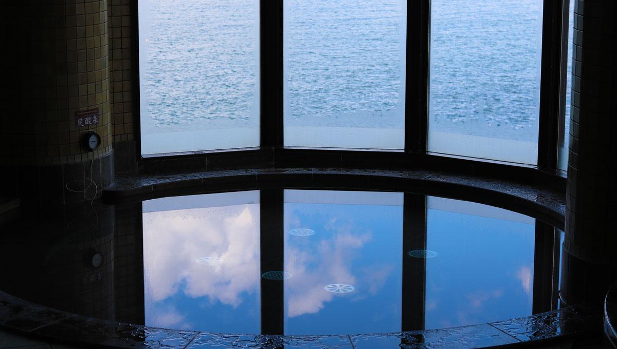 富士海湯 高濃度炭酸泉