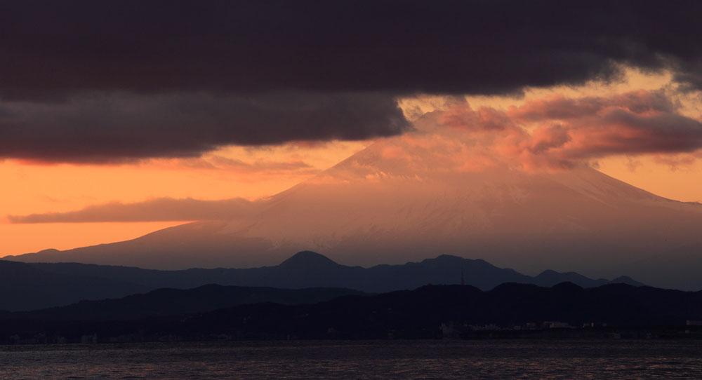 湘南 富士山